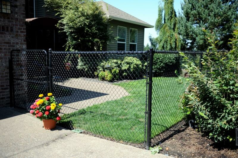 Affordable Residential Uses For Chain Link Fencing